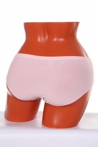 №Ж544 Трусы женские бесшовные (Розовый) (Фото 2)