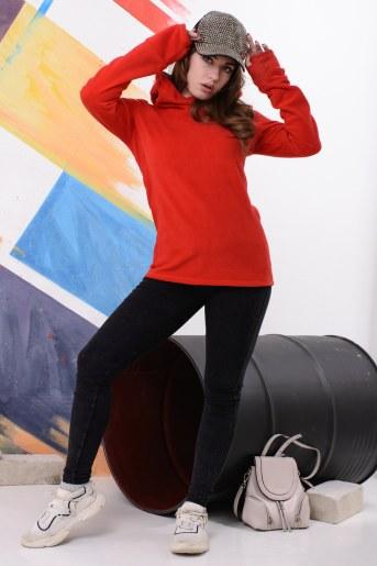 Толстовка 10825 (Красный) (Фото 2)