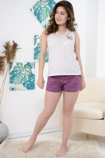 Пижама 24403 (Молочный) - Фаина
