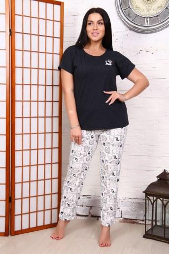 Пижама 12019 (Антрацит) - Фаина