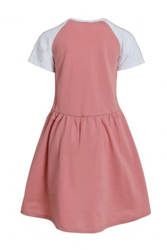 Платье Илария детское (Сухая роза) (Фото 2)