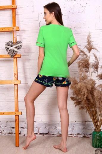 Пижама 2632 (Зеленый) (Фото 2)