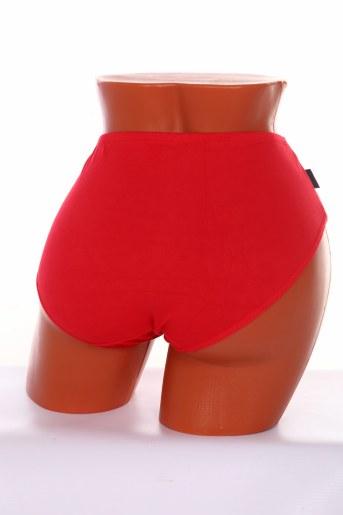 №Ж7028 Трусы женские (Красный) (Фото 2)