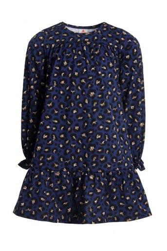 Платье Кузина детское (Темно-синий) (Фото 2)