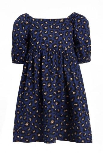 Платье Манэ детское (Темно-синий) - Фаина