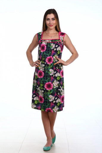 №12 Платье без рукава - Фаина