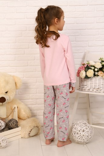 Пижама Закат детская (Розовый) (Фото 2)