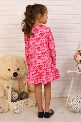 Платье Аромат детское (Розовый) (Фото 2)