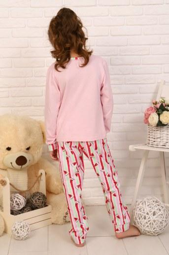 Пижама Вкусняшка детская (Розовый) (Фото 2)