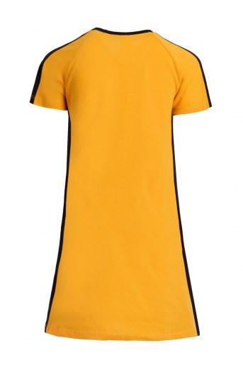 Платье Новелла детское (Желтый) (Фото 2)
