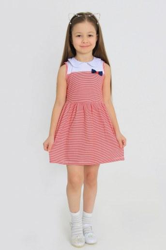 Платье Вера детское (Красный) - Фаина