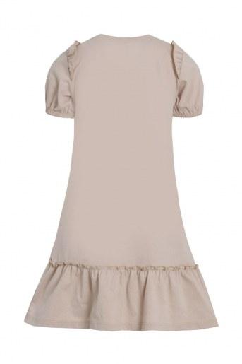 Платье Игрушка детское (Бежевый) (Фото 2)