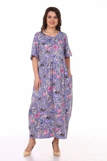 №410А Платье - Фаина