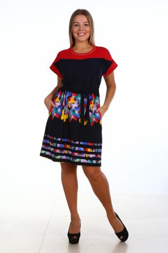 №27.1С Платье - Фаина