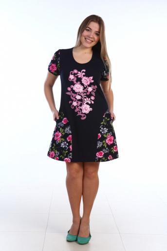 №19Ю Платье-туника - Фаина