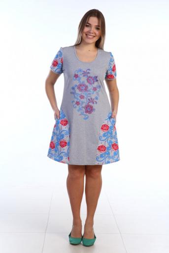 №19Ю Платье-туника (Фото 2)