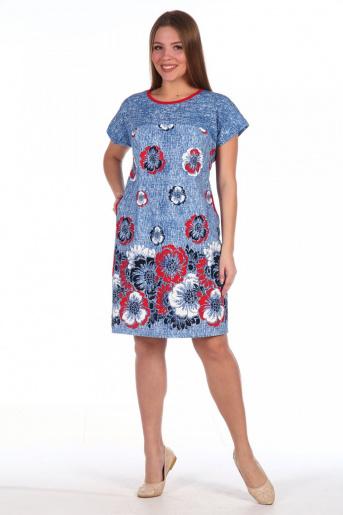 №335 Платье - Фаина