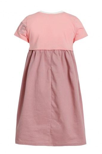 Платье Муза детское (Пудра) (Фото 2)