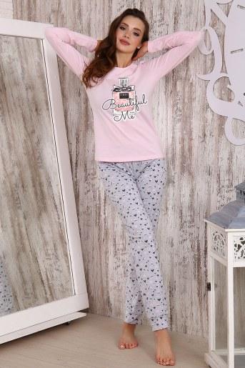 Пижама 15146 (Розовый) - Фаина