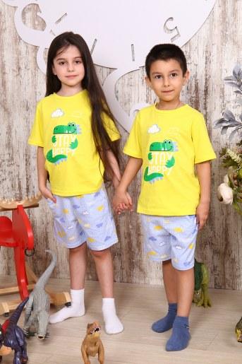 Костюм 35008 детский (Желтый) - Фаина