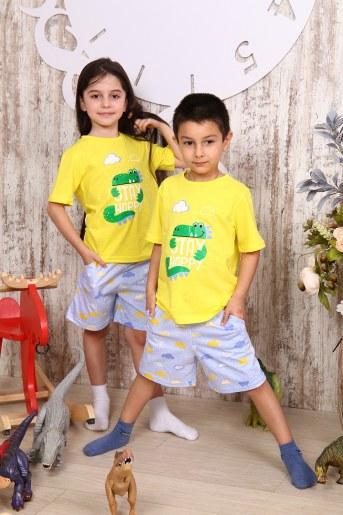Костюм 35008 детский (Желтый) (Фото 2)
