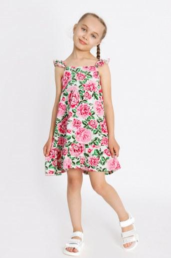 Платье Дача детское (Зеленый) - Фаина