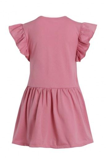 Платье Сеньорита детское (Пудра) (Фото 2)