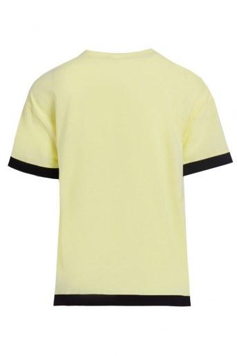 Футболка Рузанна детская (Светло-желтый) (Фото 2)