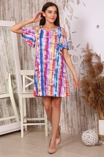 Платье 35519 (Радуга) (Фото 2)