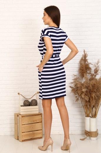 Платье 5707 (Полоса) (Фото 2)