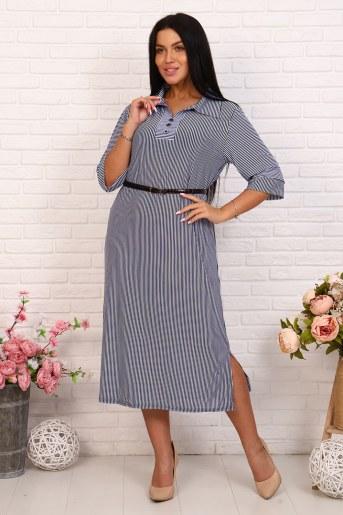 Платье 31522 (Полоса) - Фаина