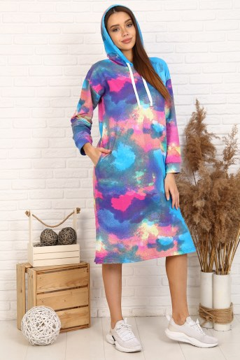 Платье 11582 (Радуга) (Фото 2)