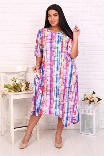Платье 35521 (Радуга) (Фото 2)