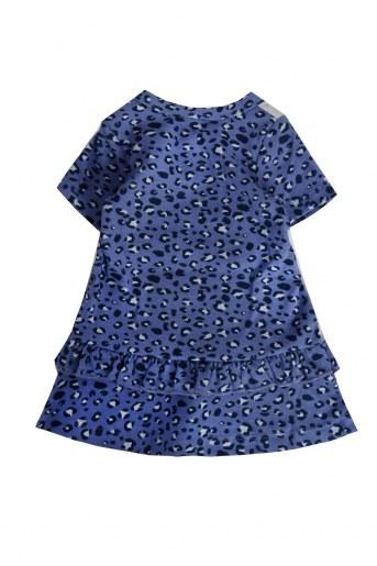 Платье ДИ103-4 детское (Леопард) (Фото 2)