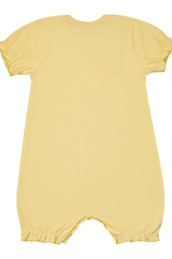 Песочник 2021ДК-6/2 для девочки (Желтый) (Фото 2)