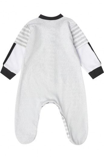 Комбинезон МИ201-1/1 детский (Серый) (Фото 2)