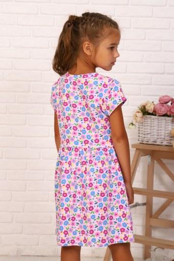 Платье Нектар детское (Розовый) (Фото 2)