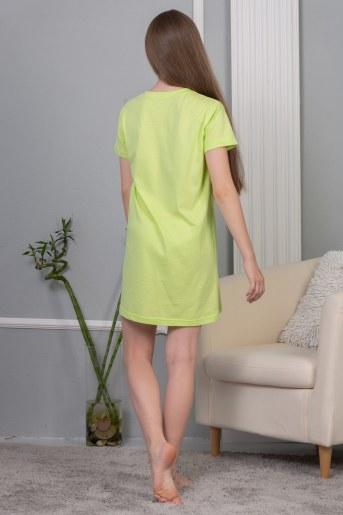 Сорочка Мурашки детская (Салатовый) (Фото 2)