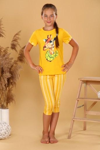 Костюм 6212 детский (Желтый) - Фаина