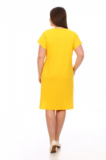 №598.1 Туника (желтый) (Фото 2)