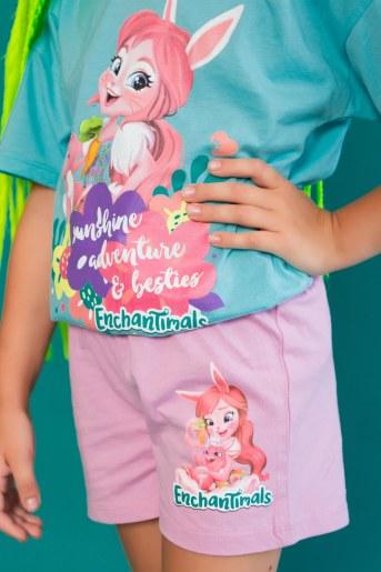 Шорты 22476 Enchantimals детские (Розовый) - Фаина