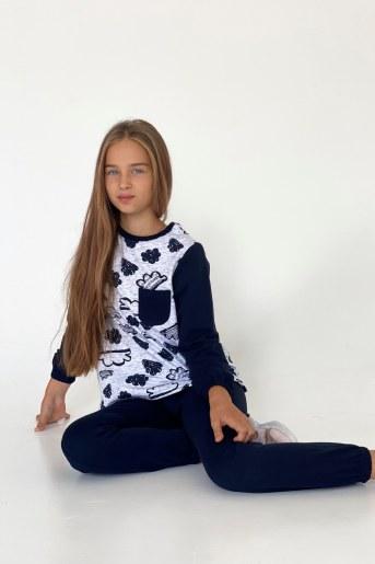 Костюм 5094 детский (Облака) - Фаина