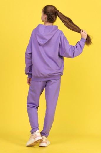 Толстовка 21512 детская (Фиолетовый) (Фото 2)