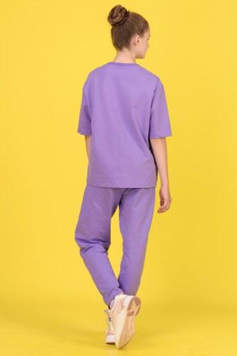 Костюм Ирис детский (Фиолетовый) (Фото 2)