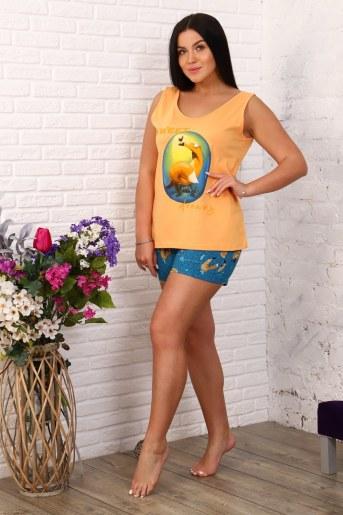 Пижама 26075 (Оранжевый) - Фаина