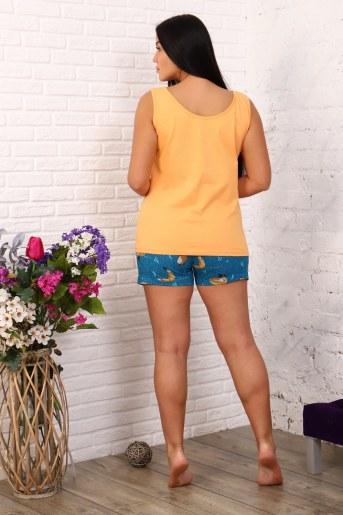 Пижама 26075 (Оранжевый) (Фото 2)
