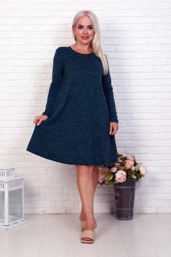 Платье 35060 (Изумруд) - Фаина
