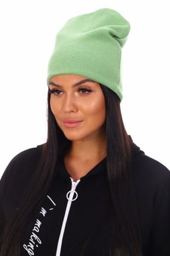 Шапка (Зеленый) - Фаина