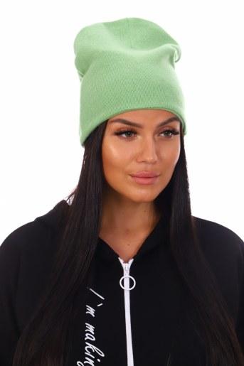 Шапка (Зеленый) (Фото 2)