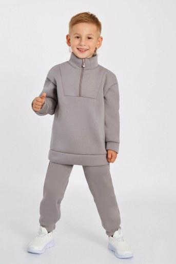 Костюм Аляска детский (Серый) - Фаина